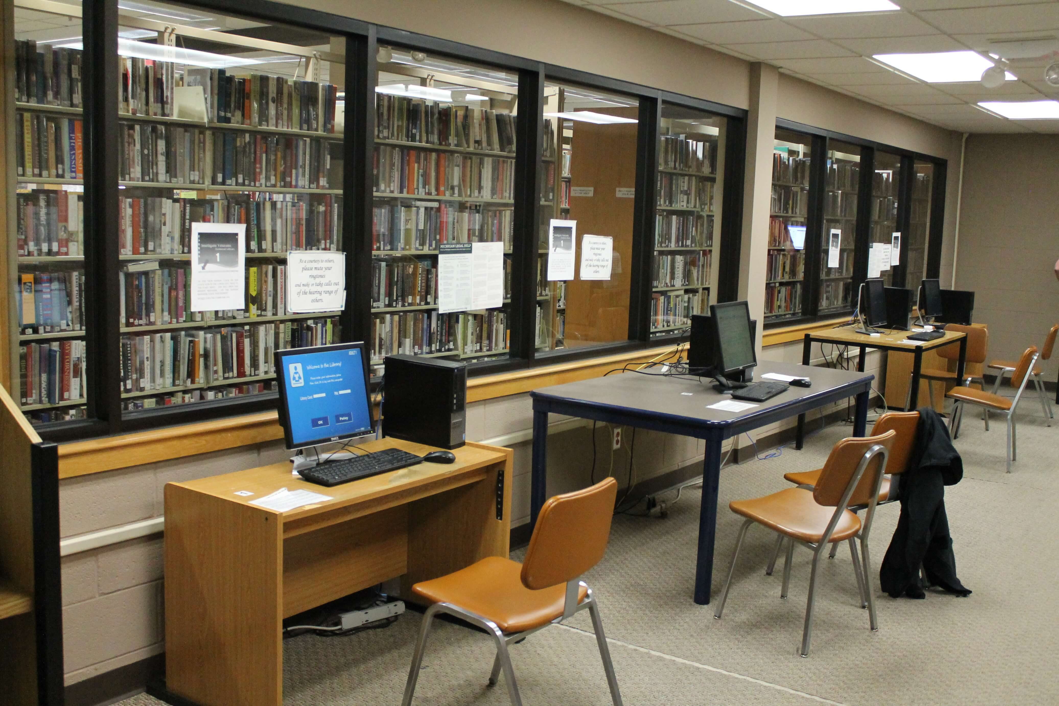 Southgate Veterans Memorial Library Policies
